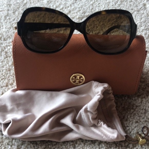 67a784d644ce Tory Burch Accessories | Ty7059 Polarized Sunglasses | Poshmark